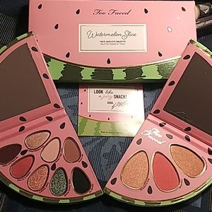TOO FACED WATERMELON SLICE FACE AND EYE PALETTE